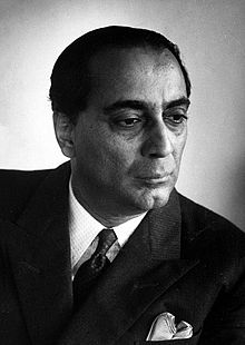 Homi Hehangir Bhabha was born on Oct. 30, 1909 in a Parsi family. Had the opportunity to work with eminent physicists like Fermi and Wolfgang Pauli. In the beginning worked in the field of cosmic rays but became interested in nuclear physics. With the help of his relatives, Tatas he established Tata Institute of Fundamental Research in 1945. In 1948, Atomic Energy Commission was set up and Bhabha was made its chairman. Under his able guidance three atomic reactors, Apsara, Cirus and Zerlina were built. The construction of country's first atomic power station began at Tarapore. Initially called Atomic Energy Establishment Trombay was renamed as Bhabha Atomic Research Centre in 1967 as tribute to Bhabha.