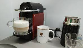 quietest nespresso machine 2019