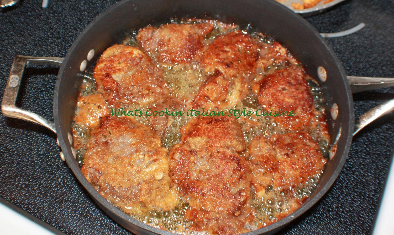 Fried Venison Steaks   What's Cookin' Italian Style Cuisine