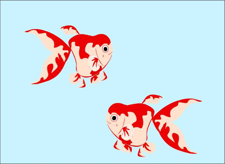 Ignite Dreams : 2D Goldfish