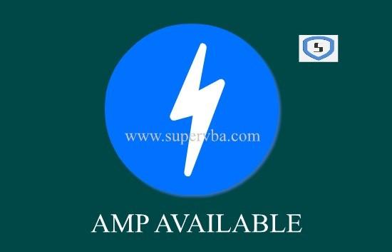 Cara buat template blog AMP jadi valid AMP hanya di versi mobile (HP)