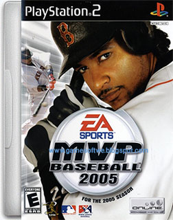MVP Baseball 2005 Game Free Download