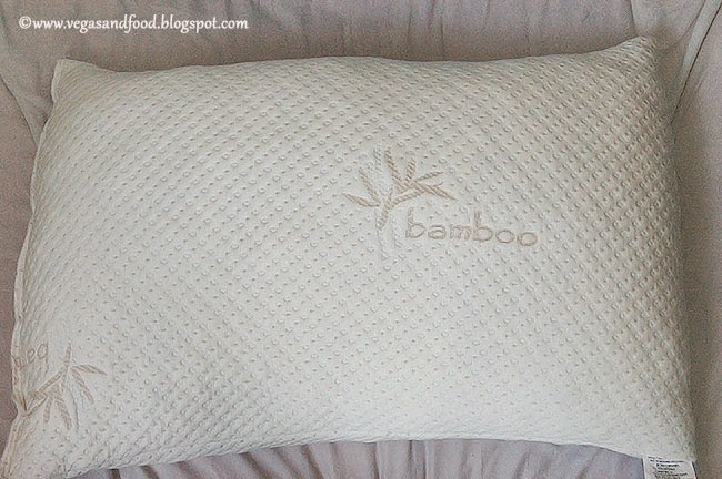 Shredded Memory Foam Pillow With Kool Flow Micro Vented