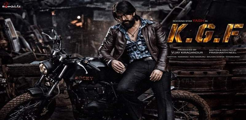 KGF Box Office Collection Poster