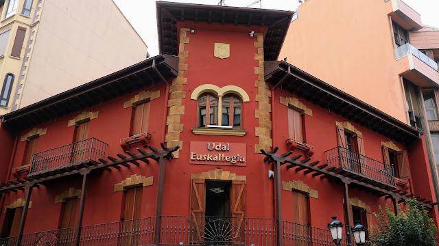 euskaltegi de Barakaldo