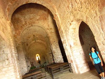 Iglesia del Monasterio de  La Mola