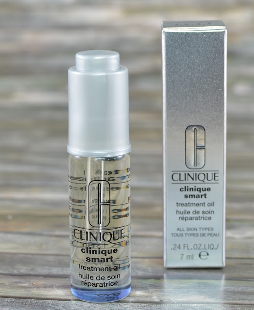 Clinique clinique smart treatment oil