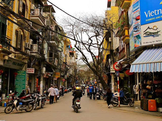 Hanoi's Autumn weather 5