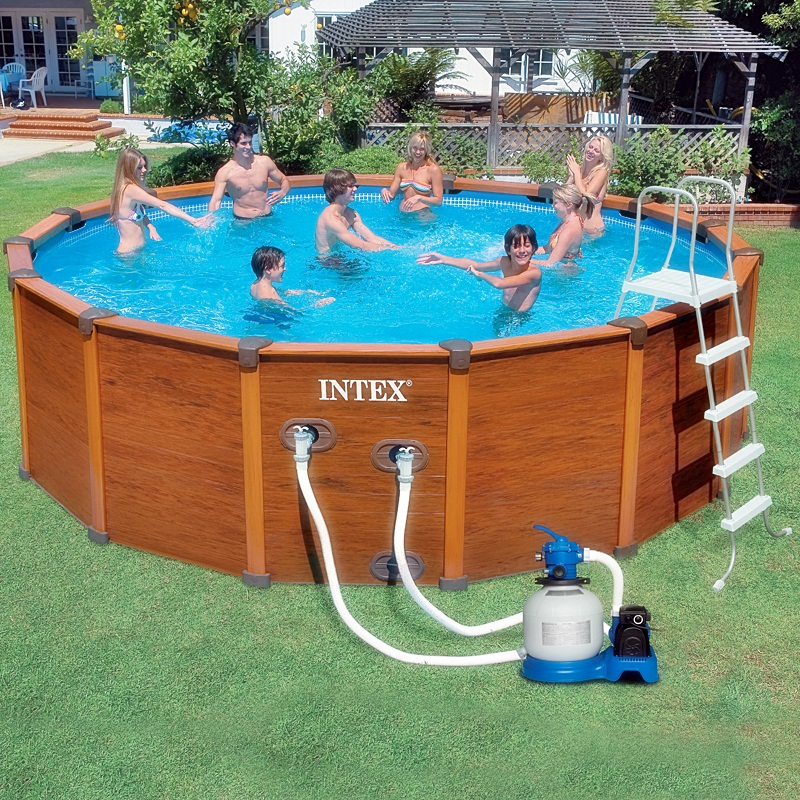 Piscinas on line for Albercas intex precios