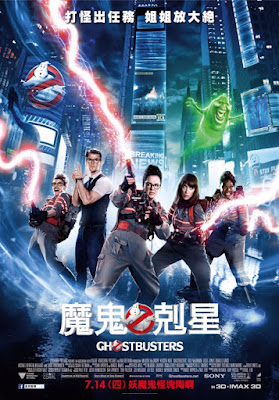 Ghostbusters (2016) BRRip Dual Audio 480p 400MB