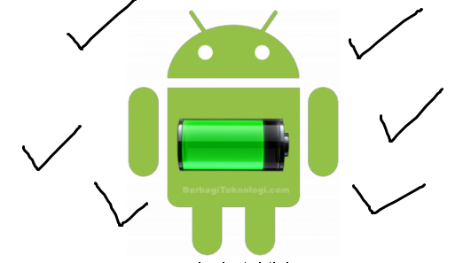 6 Cara Menghemat Baterai Android Tanpa Aplikasi, Yang Lain HOAX