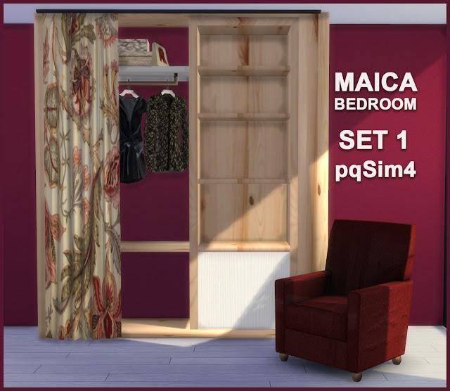 Armario y sillón Maica 6