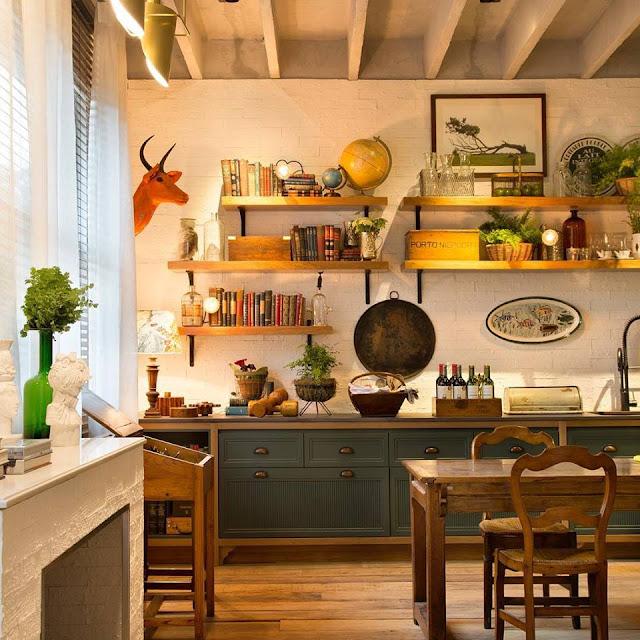 cozinha-com-prateleiras