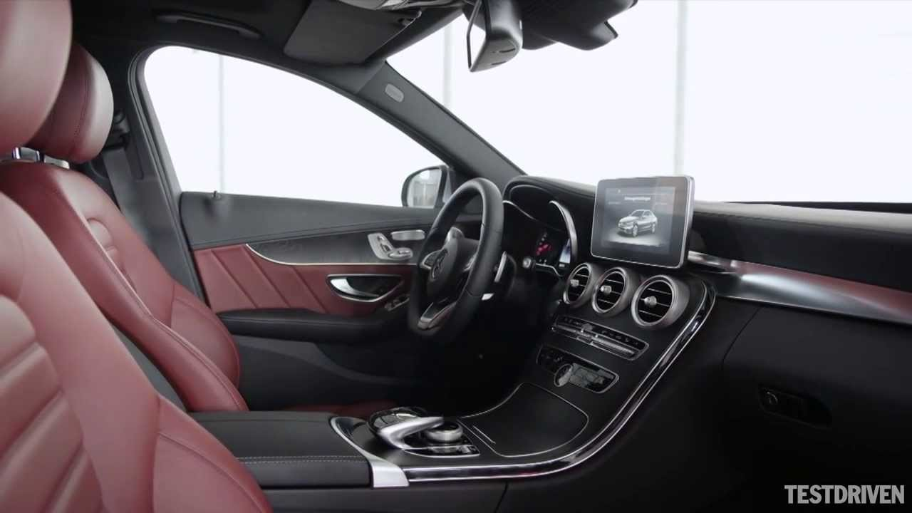 2014 Mercedes-Benz c250 interior