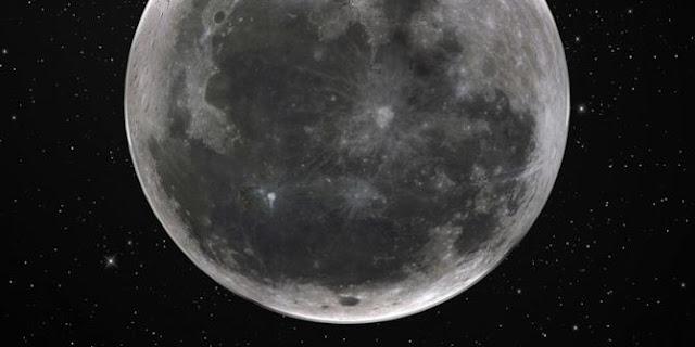 Allahu Akbar, Gerhana Bulan Penumbra Akan Terjadi Tanggal 23 Maret