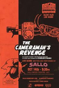 Watch The Cameraman's Revenge Online Free in HD