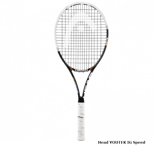 Head YOUTEK IG Speed tennis racket review