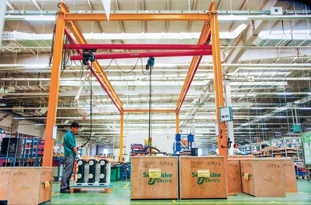 尋找能源產業下個春天!施耐德前進東南亞,台塑、南亞、晶圓代工廠齊步走