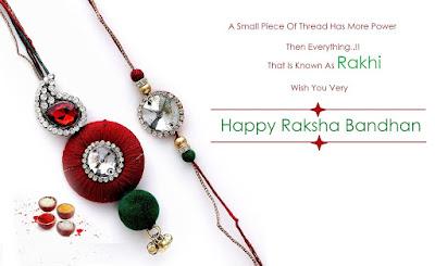 Happy Rakhi HD Wallpaper 2017