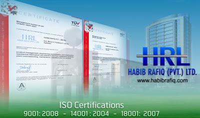 Habib Rafiq Construction Company Pakistan