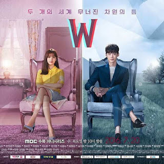 Drama Korea W (2016) Full Episode Subtitle Indonesia