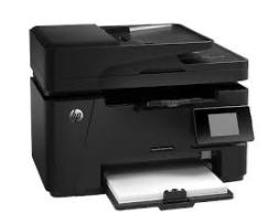 HP LaserJet Pro MFP M128fw Drivers Download