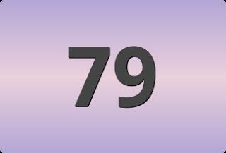เลขท้ายสองตัวที่ออกบ่อย, เลขท้ายสองตัวที่ออกบ่อย 79