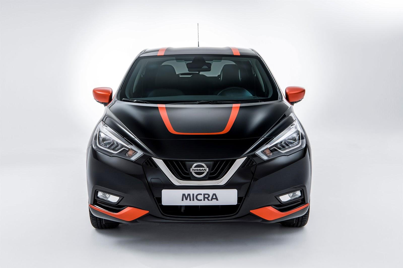Nissan Micra BOSE® Personal Edition: Εκλεκτικός σχεδιασμός και ζωντανός ήχος