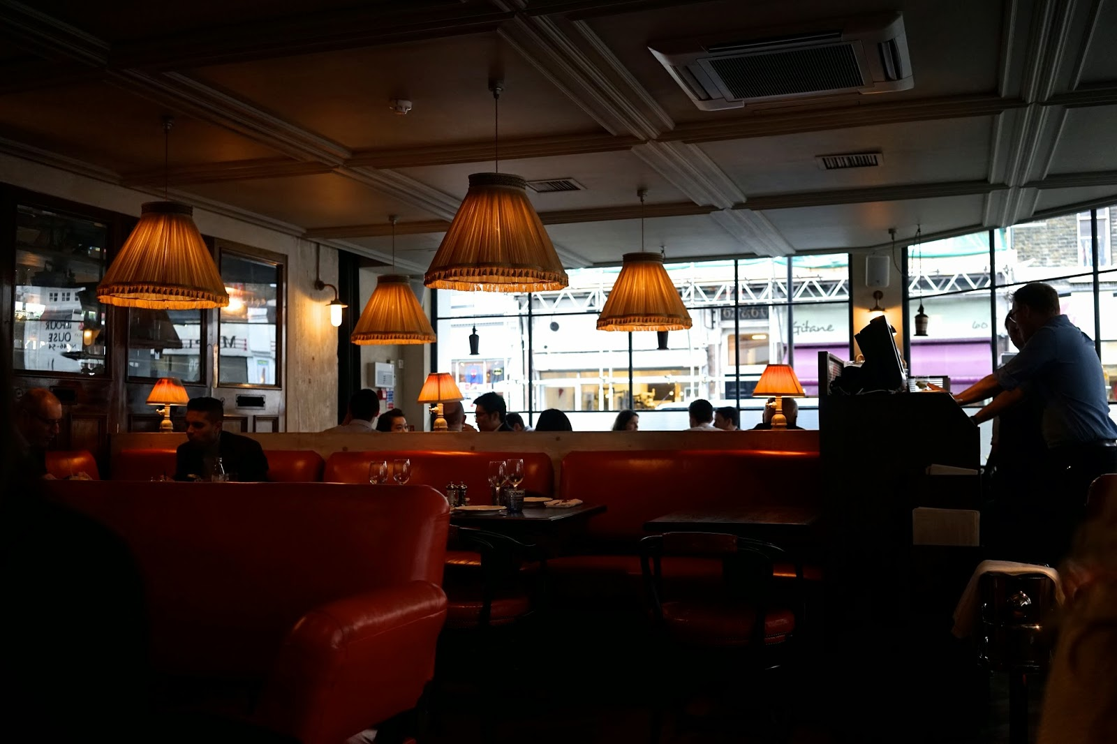 the riding house cafe london