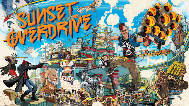 Tải Game Sunset Overdrive (Sunset Overdrive Free Download)