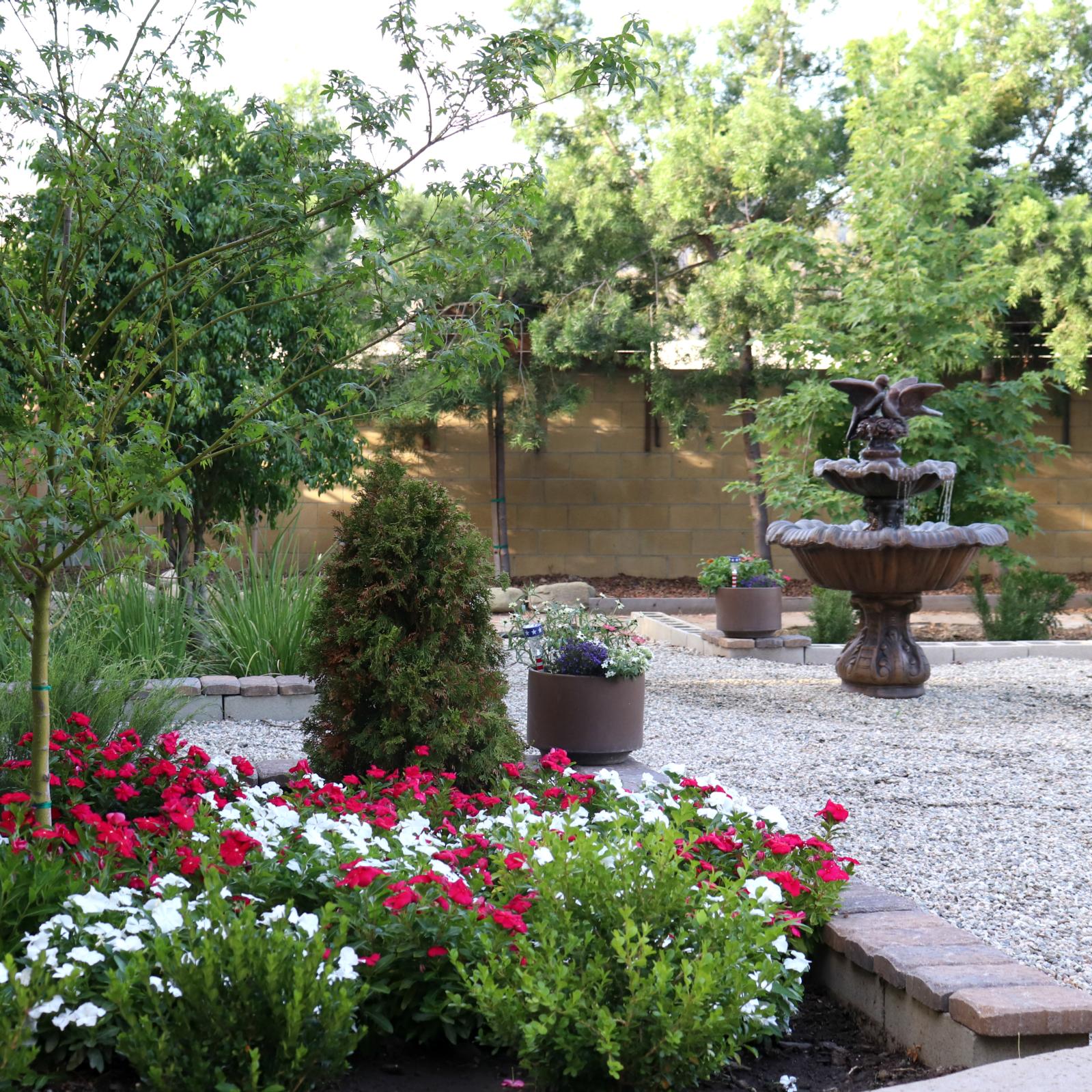 Garden Cottage: PROGRESS ON THE POTAGER GARDEN - Cottage Garden