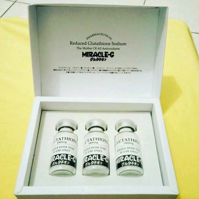 Miracle-G Injeksi Original