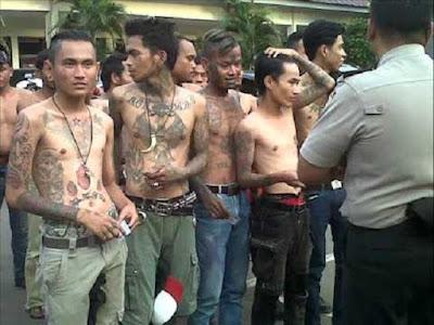 Kriminalitas faktor penyebab masalahan sosial - berbagaireviews.com