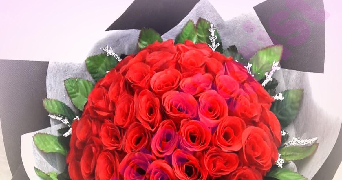 Bunga Mawar Merah Buat Pacar