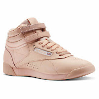 Reebok Women's Freestyle Hi x GLOW Shoes