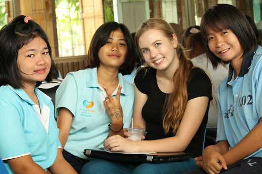 My One Month Mission Experience in Thailand with Tamar Center Korat