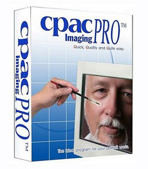 Cpac imaging pro portable