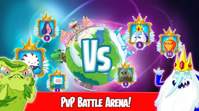 Champions and Challengers MOD APK Adventure Time Unlimited Money Champions and Challengers MOD APK 1.3 Adventure Time Unlimited Money