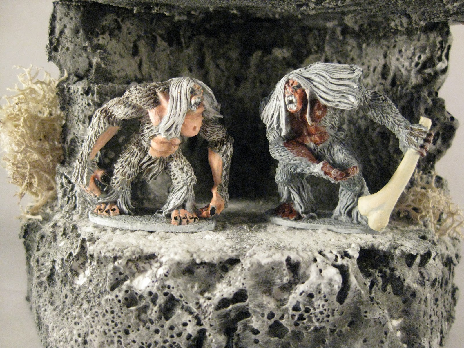 Yeti, Sasquatch, Bigfoot - Man-Apes of the Wild ...