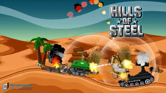 Hills of Steel APK (MOD, Unlimited Money) News Updated