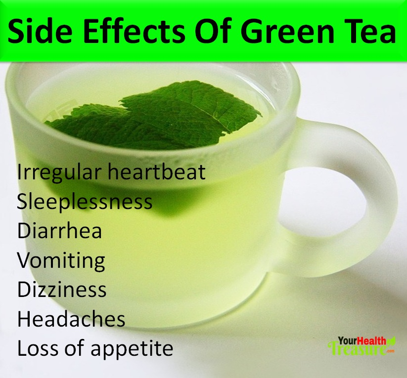 effects green tea your Green tea is an excellent source of powerful antioxidants, so it makes perfect sense that it could reduce your risk of cancer, which it appears to do: be it breast , prostate cancer, colorectal cancer.