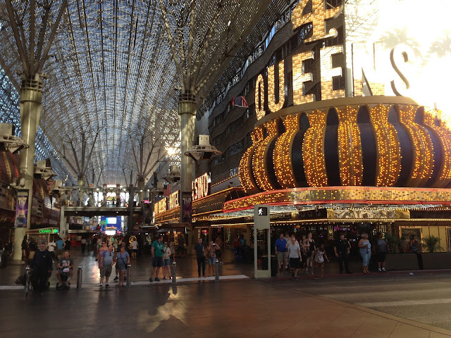 Four Queens Fremont Street Experience