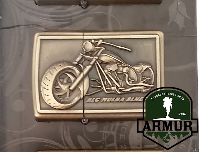 bricheta tip zippo motocicleta motor punk rock
