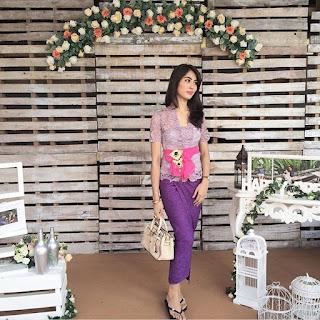 Model Kebaya Bali 2017
