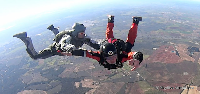 skydive aff spain