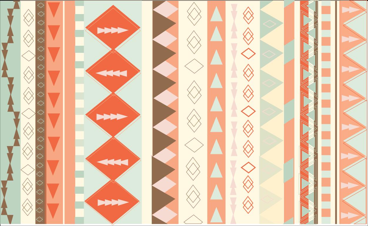 Iphone Wallpaper Tribal Pattern