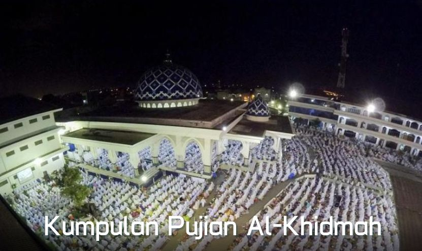 Kumpulan Pujian Al-Khidmah Setelah Adzan