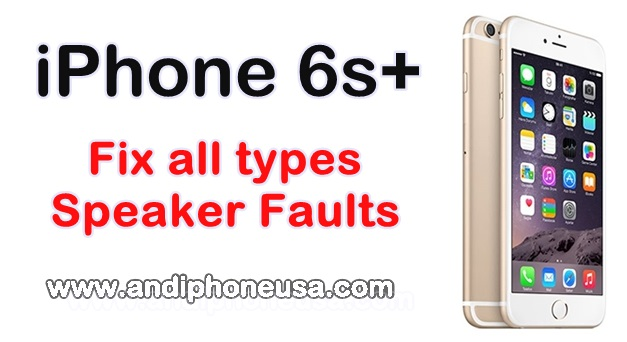 iphone ear speaker low iphone 6s speaker problems 15249