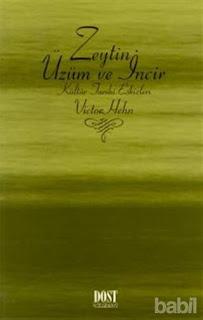 Victor Hehn - Zeytin Üzüm İncir