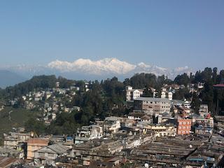 Darjeeling Complete Top View